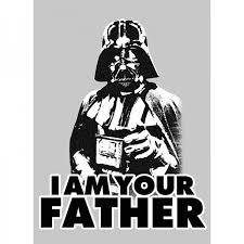I am your father by banksy. I Am Your Father By Banksy Banksy I Am Your Father Street Art Graffiti Metal Art Banksy I Am Your Father Street Artwork Print On Glossy Paper Or Canvas Ragam Budaya