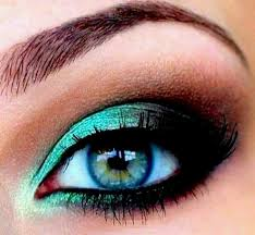 colors and fashion eye makeup for blue eyes 4 eyeshade for blue eyes