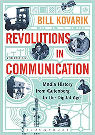 Communication Media Amazon Com Revolutions In Communication Media History From