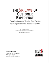 Define Customer Service Free Ebook The 6 Laws Of Customer Experience Experience
