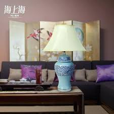 porcelain table lamps for living room india