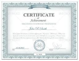 Free Award Templates Enchanting Award Certificate Template Psd Page Of Certificate Template Free