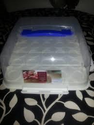 Tesco Klipfresh Cake Cupcake Storer For Sale In Arklow Wicklow From