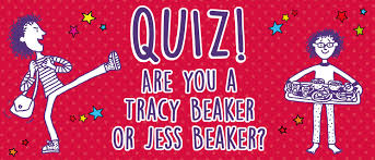 This is a list of characters that were introduced in cbbc's the story of tracy beaker. Are You A Tracy Beaker Or A Jess Beaker