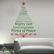 spiritual christmas tree wall quote on spiritual wall art stickers with spiritual christmas tree wall decal trendy wall designs