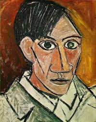 self portrait 1907 pablo picasso painting gallery 2