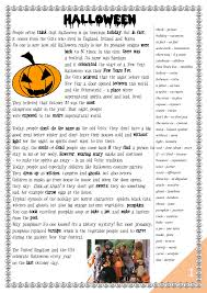 History Of Halloween Worksheets Free Worksheets Library | Download ...