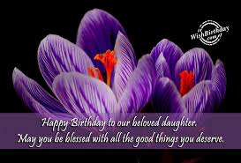 Birthday Wishes For Daughter Birthday Images Pictures