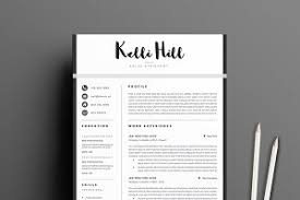 Resume Template 5 page ...
