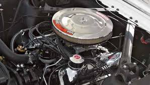 techtips ford small block general data and specifications this is ford s 289 high performance v 8 closed crankcase ventilation california emissions package and a pcv valve not visible some hi po engines