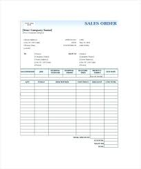 Excel Delivery Sales Order Form Template Delivery Excel Naveshop Co