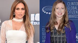 President bill clinton and former u.s. Jennifer Lopez Talks Friendship With Neighbor Chelsea Clinton Our Kids Have Played Together Entertainment Tonight