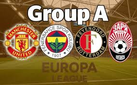 Wolfsburg/shakhtar donetsk vs eintracht frankfurt/fc basel. Man Utd Given Tough Europa League Draw Southampton To Play Inter Milan