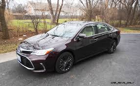 Road Test Review - 2016 Toyota AVALON Touring