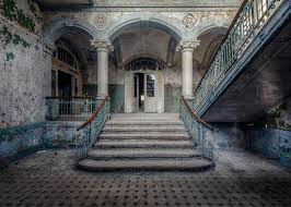 Old architectural photography Architect 23 Of 28 Christian Richter Photography Photographer In Tokyo Japan Alfie Goodrich Christian Richters Abandoned Photographs Of Europes Empty Buildings