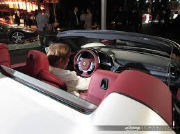 ferrari 458 white interior. the superb ferrari 458 spider 14 white interior