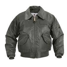 rothco rothco men s usn flight jacket
