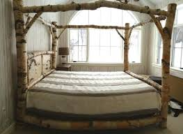 Twin Wood Canopy Bed All Posts Tagged Twin Wood Canopy Bed Frame ...