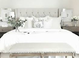 bedroom ideas white furniture. bedroom with white bedding duvet is from target shams are anthropologie ideas furniture d