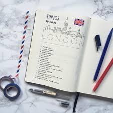 10 idées de page à mettre dans votre bullet journal en été