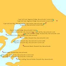 Cape Cod Canal Tide Chart 2016 Cape Cod Canal Sta 320 Bourne Bridge Cape Cod Bay