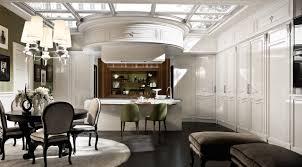 Luxury Italian Kitchens Luxury Italian 1960s Style Kitchen In Chicago Martini Mobili