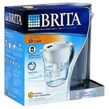 brita water filter replacement. Plain Water Brita 42556 Grand SMART OB36 80Ounce Water Pitcher In Filter Replacement A