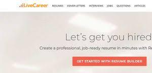 Livecareer Reviews 2 392 Reviews Of Livecareer Com Sitejabber