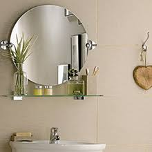 Bathroom mirrors with shelves bathroom light fixtures and mirrors