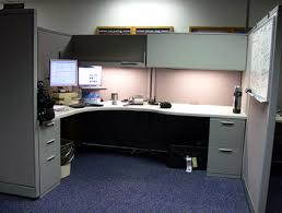 office cubicle organization. Workspace Of The Week: An Organized Cubicle Office Organization E