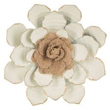 metal flower wall decor the flowers