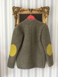Ny Hilda Henry jacka kavaj blazer valkad ull st.. (426777382) ᐈ Köp på  Tradera