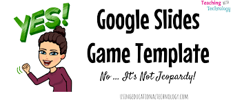 Google Slides Game Template - The United States Constitution