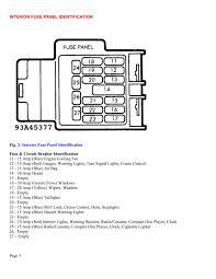 91 fuse diagram legend wire center • 1998 ford ranger fuse box 1994 mazda b3000 parts diagram in addition 2000 ford ranger fuse box 1998 ford ranger
