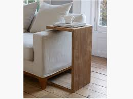 modern side tables. Download U Shape Side Table With Sofa And Wooden Flooring Image Modern Tables