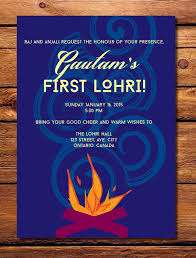 Lohri Invitation Cards Throwing A Lohri Party For Your Little One These