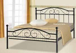 black metal bed frame full. Perfect Full Black Metal Bed Frame  Throughout Full L