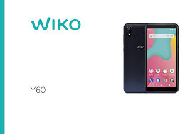 User manual Wiko Y60 (English - 308 pages)