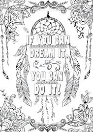 Dream Catcher Worksheet New Dream Catcher Coloring Book Fox Pages For Adults Worksheet Adult