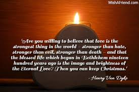 Christian Quotes On Death Best Of Are You Willing To Believe That Christian Christmas Quote
