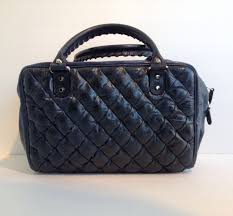 Balenciaga Navy Quilted Handbag at 1stdibs & Balenciaga Navy Quilted Handbag 3 Adamdwight.com