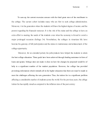 why schooling in america is expensive argument essay   personalized education 5