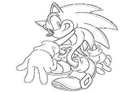 Sonic X Coloring Pages Sonic X Coloring Pages Sonic Tails And