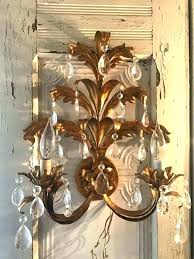 crystal chandelier wall sconces crystal chandelier wall sconces chandeliers wall sconces antique tole gold wall sconce crystal chandelier wall sconces