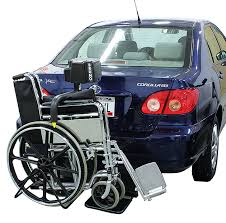 wheelchair lift for car. Brilliant Car BACKSAVER Wheelchair Lift With For Car