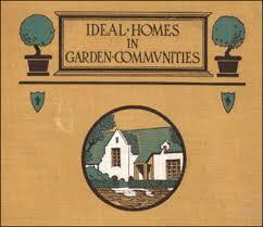 ideal image garden city. 1916 Cover Of Ideal Homes. The Garden City Image E