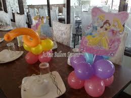 Princess Balloon Decoration Cake Arch Joaine Balloon Designs