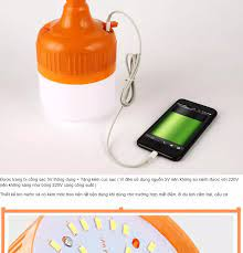30-40-60-100w] Bóng đèn led- Bóng đèn led sạc tích điện -Bóng đèn tích