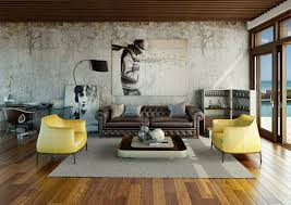 Urban Living Room Decor