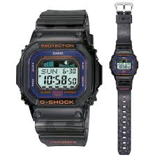 casio g shock watches lowest casio price glx 5600b 8 casio men watches a semi transparent resin band decorated the faint image of